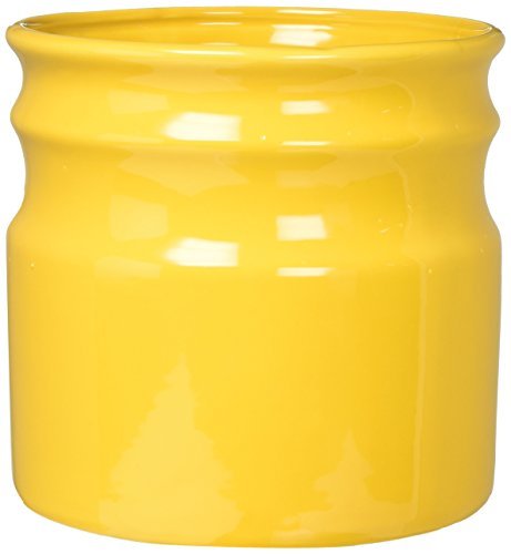 Yellow Holder Utensil (Home Essentials 66381-HE Home Décor Product)