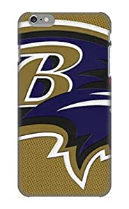 Hot BALTIMORE RAVENS Nfl Football Re First Grade PC Phone Case For Iphone 6 Plus Case Cover