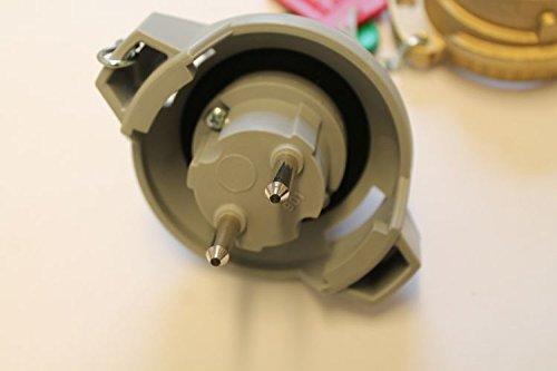 Afriso Grenzwertgeber F/üllverschluss GWG Anschlussarmatur Bajonett R 2 Art.-Nr 20430