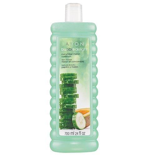 cucumber and melon bubble bath