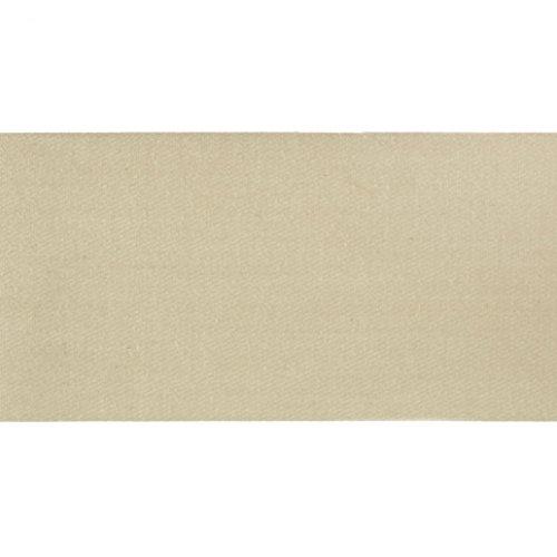 2'' x 2 Yard Bondex Iron-On Twill Rug & Canvas Binding Oyster - Ivory Canvas Rug