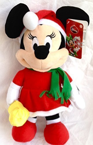 (Disney Minnie Mouse 13 Animated Musical Plush Bell Ringer by Disney)