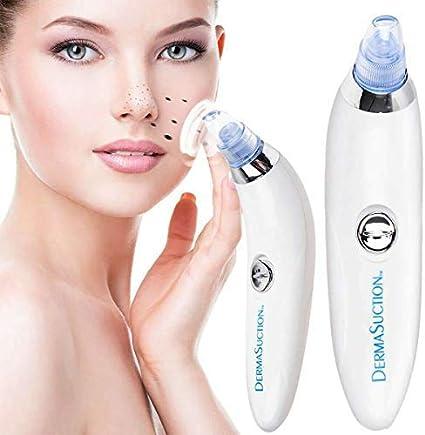 Aspirador elimina puntos negros, limpieza facial, espinillas, acné, belleza, derma succión: Amazon.es: Belleza
