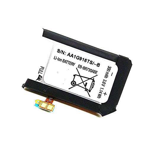 Powerforlaptop Replacement EB-BR730ABE Battery for Samsung Gear S2 3G Version SM-R730 SM-R730S SM-R730A SM-R730V SM-R600 SM-R730V SM-R735A