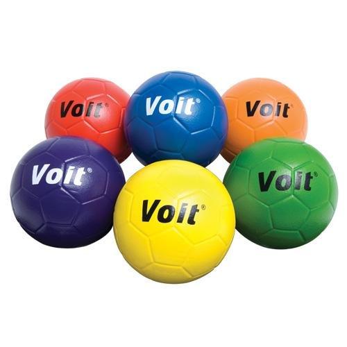 Tuff Coated Foam Soccer Ball #5 (SET) by Voit