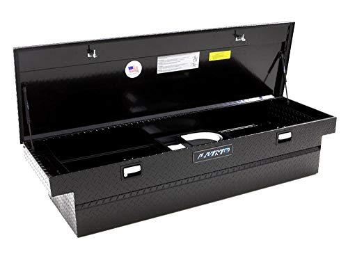 - Lund 79100 Black Ultima Single-Lid Crossover Tool Box
