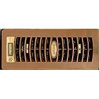 e-Vent (Dark Brown, 4x12 Floor)
