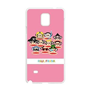 Monkey Paul Frank For Samsung Galaxy Note4 N9108 Csae protection Case DHQ636668