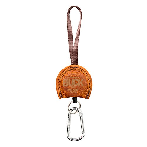 Buck Tender (Single Leg) Heritage Retractable Keychain, 9