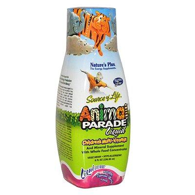 Animal Parade Liquid Tropical Berry Travel Size - 8 oz - Liquid