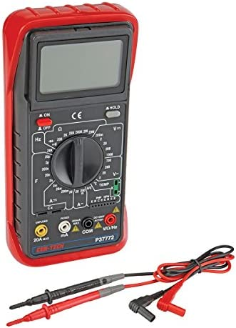 Cen-Tech 11 Function Digital Multimeter with Audible Continuity