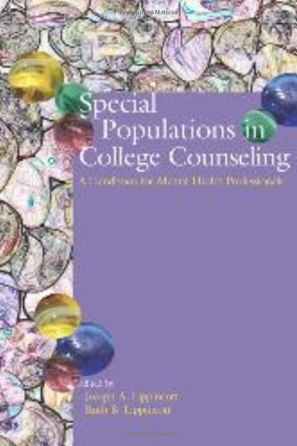 Special Populations in College Counseling: A Handbook for Mental Health Professionals