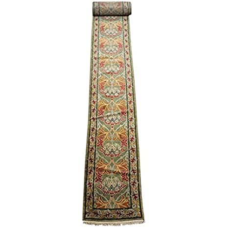 Amazon Com Manhattan Oriental Rugs 3x39 Art Craft William Morris