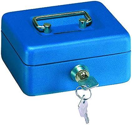 Arregui - Caja Caudales Elegant Azul Mate T0: Amazon.es: Bricolaje ...