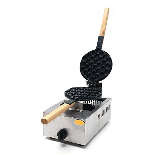1.1 KW QQ Egg Puffle Waffle Oven Waffle Eggettes Baker Machine - Electrical Equipment & Supplies Other Electrical Equipment - 1 x QQ Egg PUFFLE WAFFLE Maker Machine -