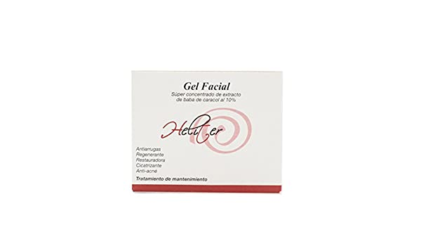 Heliter, Gel diurno facial - 50 ml.: Amazon.es: Belleza
