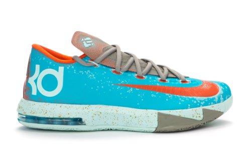 Kevin Durant Nike Uomo 599424 sint. Calzatura bassamis 43