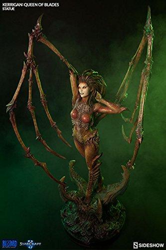Sideshow Blizzard Starcraft II Kerrigan: Queen of Blades Polystone Statue