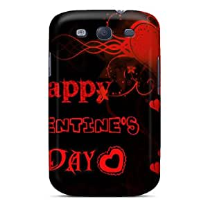 Shock-dirt Proof Happy Valentine Day Cases Covers For Galaxy S3 Black Friday