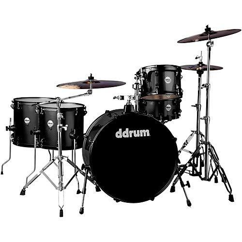 (Journeyman2 Series Rambler 5-piece Drum Kit with 24 in. Bass Drum)