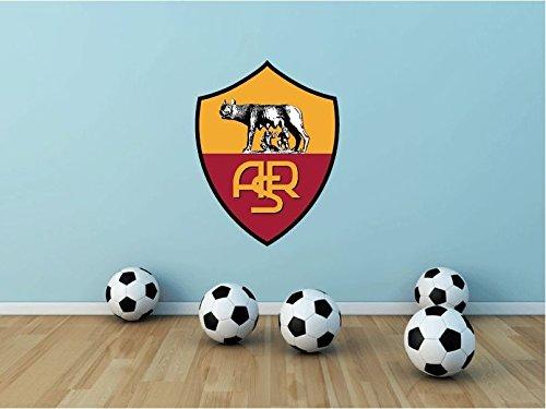 Roma AS Italy Soccer Football Sport Art Wall Decor Sticker 25