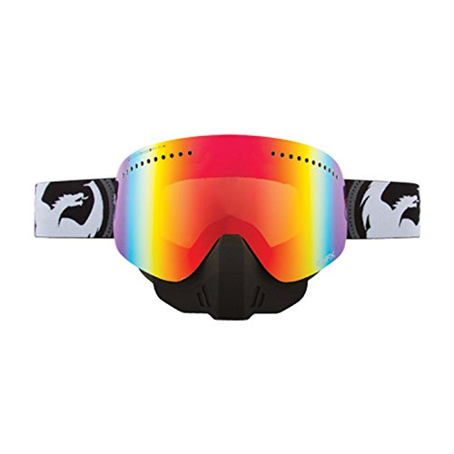 Lens Ion Red - Dragon NFX Snow Goggle Bullet W/RED ION Lens 722-1550