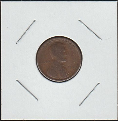 1909 Lincoln Wheat (1909-1958) Penny Very Good