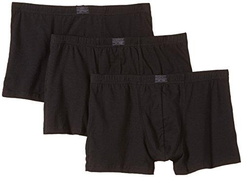 ESPRIT Bodywear Herren Pant 992EF2T913/VALUE PACK 3.PCS, Gr. 6, Schwarz (001)