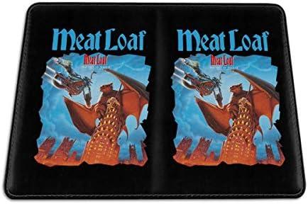 ミート・ローフ 歌手 Meat Loaf Band パスポートケース メンズ レディース パスポートカバー パスポートバッグ 携帯便利 シンプル ポーチ 5.5インチ PUレザー スキミング防止 安全な海外旅行用 小型 軽便