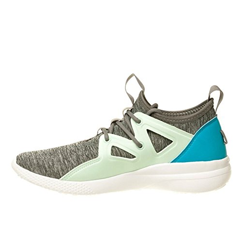 Reebok Bd2109, Zapatos de Danza Moderna/Jazz para Mujer Gris (Shark / Mist / Caribbean Teal / Black / White)
