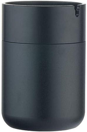 Aluminium Cendrier en forme cylindrique de cigarette cendrier pour voiture