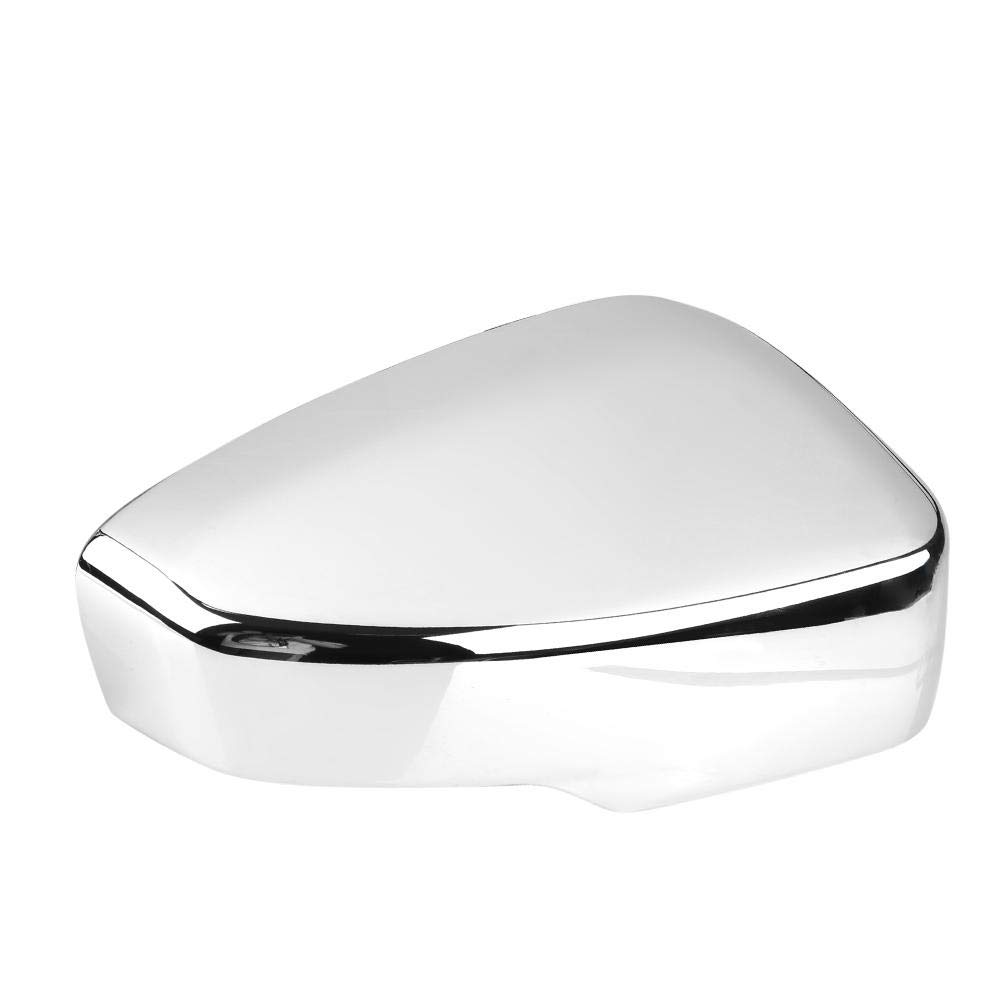 puerta lateral Cubierta del espejo retrovisor Tapa embellecedora Cubierta del espejo retrovisor Tapa del espejo retrovisor Negro carb/ón Cubierta del espejo retrovisor