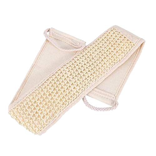 (❤Lemoning Exfoliating Loofah Back Scrubber for Shower for Men and Woman)