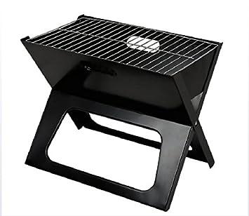 Parrilla Portátil del BBQ del Carbón De Leña para La Parrilla Al Aire Libre De La
