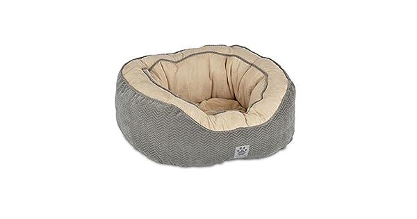 Amazon.com: Precision Pet Daydreamer Fuelle Cama, Gris: Mascotas