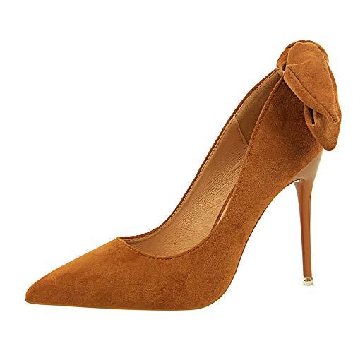 E 34 EU FLYRCX Style européen AHommesde Simple Daim Bouche Peu Profonde Pointu Chaussures Simples Croix Sangle Chaussures de Mariage à Talons Hauts Une variété de Style de Porter