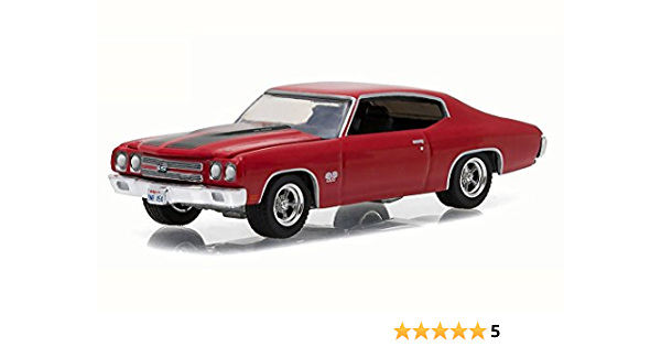 1970 CHEVY CHEVELLE DALLAS RARE 1:64 SCALE LIMITED COLLECTIBLE DIECAST MODEL CAR