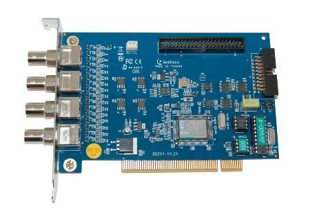 4-Channel Video Capture DVR Card 30fps GV-A16 GV-NET Card