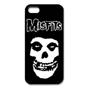 Lucky Grass - Misfits American Rock Band Pattern Iphone 4 & 4s Case Cover , Hard Shell Protector Back Cover Case for Iphone Apple 4 4s by ruishernameMaris's Diary