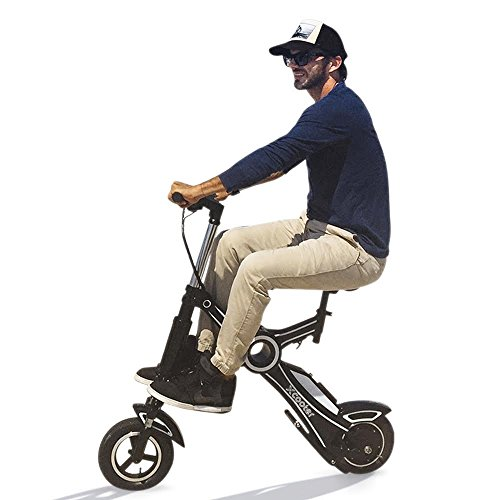 Xcooter Smallest Electric Folding Scooter Urban Rider