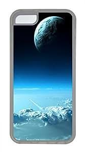 iPhone 5c case, Cute Beautiful Space View iPhone 5c Cover, iPhone 5c Cases, Soft Clear iPhone 5c Covers
