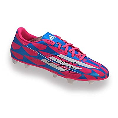 Diego Costa Signed Football Shoe | Autographed Soccer Cleat by Exclusive Memorabilia