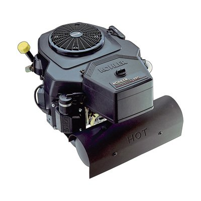 Vertical Shaft V-twin (Kohler Command PRO OHV V-Twin Vertical Engine with Electric Start - 674cc, 1in. x 3.16in. Shaft, Model# PA-CV680-3002)