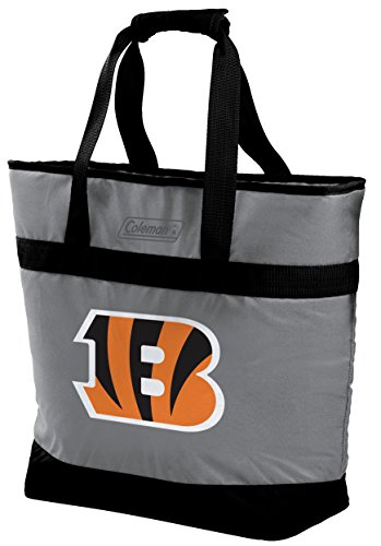 NFL 30 Can Soft Sided Tote Cooler, Cincinnati Bengals
