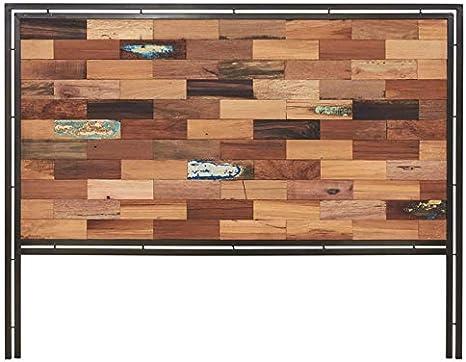 Tête de lit en Bois 10 cm - Industry - L 10 x l 10 x H 10 - Neuf