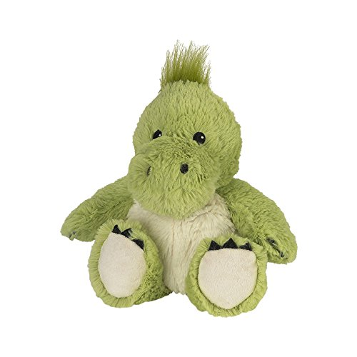 (Warmies Microwavable French Lavender Scented Plush Dinasour)