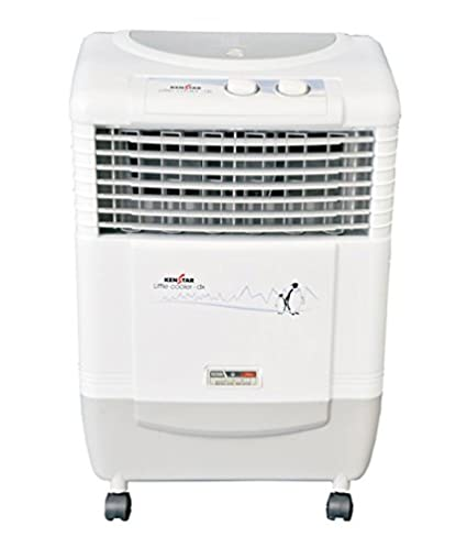 Kenstar 12 Ltrs Personal Air Cooler (White)