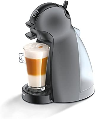 Krups Kp100B - Cafetera Nestlé Dolce Gusto Piccolo, 15 Bares ...