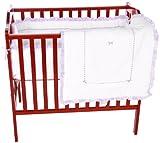 Baby Doll Bedding Unique Mini Crib/ Port-a-Crib Bedding Set, Lavender