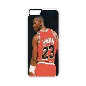 "Winfors Michael Jordan Phone Case For iPhone 6s / 6 Plus (5.5"") [Pattern-3]"